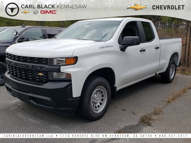 2019 Silverado 1500 Double Cab 4x2,  Pickup #1190726 - photo 1