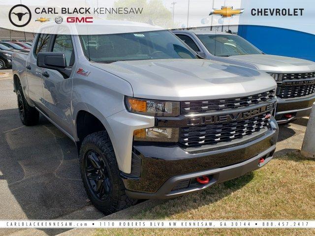 2019 Silverado 1500 Crew Cab 4x4,  Pickup #1190742 - photo 1