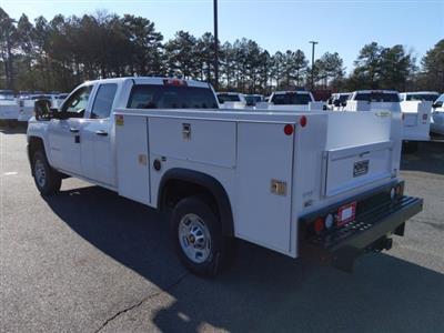 2019 Silverado 2500 Double Cab 4x2, Monroe MSS II Service Body #1191516 - photo 2