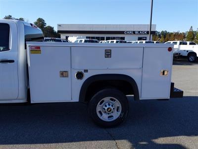 2019 Silverado 2500 Double Cab 4x2, Monroe MSS II Service Body #1191516 - photo 4