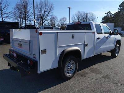 2019 Silverado 2500 Double Cab 4x2, Monroe MSS II Service Body #1191516 - photo 7