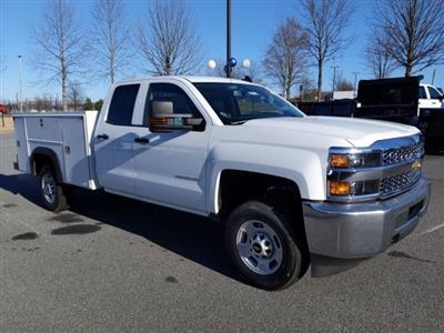 2019 Silverado 2500 Double Cab 4x2, Monroe MSS II Service Body #1191516 - photo 8