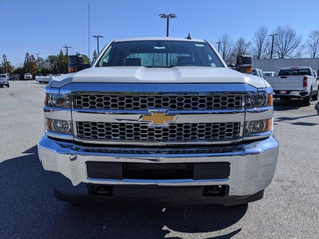 2019 Silverado 2500 Double Cab 4x4, Monroe MSS II Service Body #1191573 - photo 3
