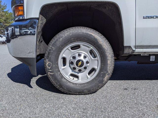 2019 Silverado 2500 Double Cab 4x4, Monroe MSS II Service Body #1191573 - photo 9