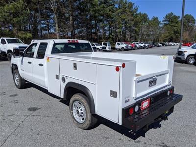 2019 Silverado 2500 Double Cab 4x4, Monroe MSS II Service Body #1191573 - photo 2