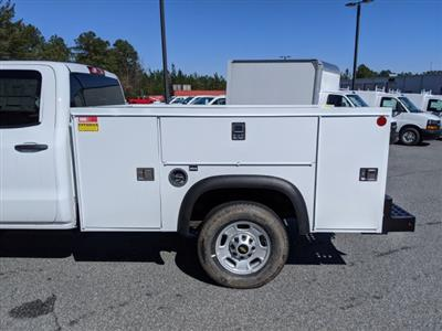 2019 Silverado 2500 Double Cab 4x4, Monroe MSS II Service Body #1191573 - photo 4