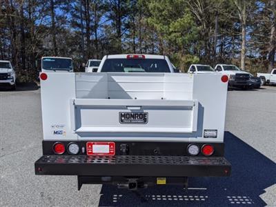 2019 Silverado 2500 Double Cab 4x4, Monroe MSS II Service Body #1191573 - photo 5