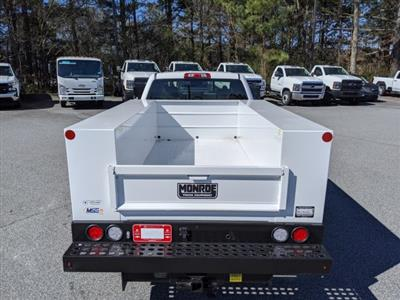 2019 Silverado 2500 Double Cab 4x4, Monroe MSS II Service Body #1191573 - photo 6