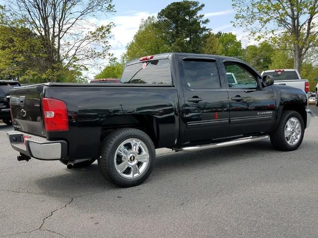 2013 Silverado 1500 Crew Cab, Pickup #1370909B - photo 2