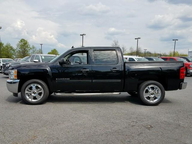 2013 Silverado 1500 Crew Cab, Pickup #1370909B - photo 3