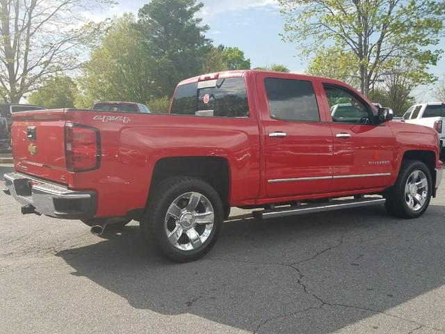 2014 Silverado 1500 Crew Cab 4x4, Pickup #1371186A - photo 2