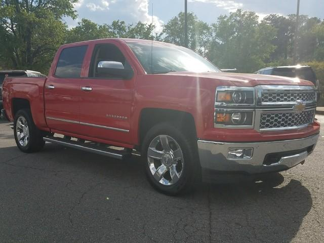 2014 Silverado 1500 Crew Cab 4x4, Pickup #1371186A - photo 13