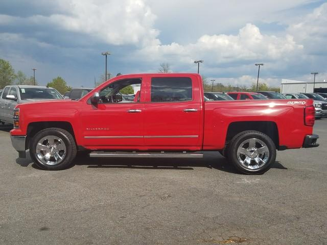 2014 Silverado 1500 Crew Cab 4x4, Pickup #1371186A - photo 3