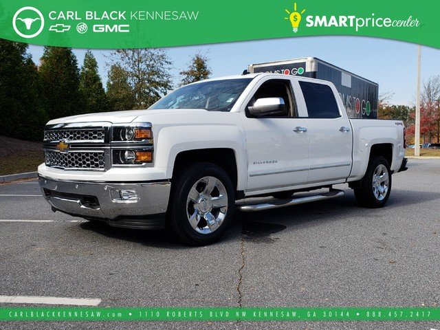 2014 Silverado 1500 Crew Cab 4x4,  Pickup #1381385A - photo 1