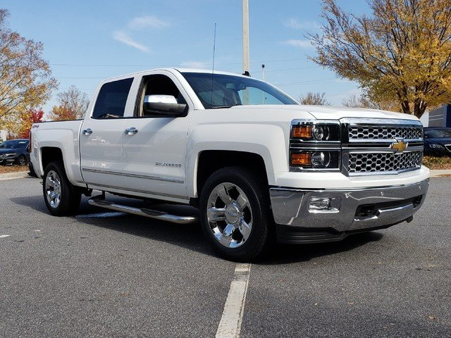 2014 Silverado 1500 Crew Cab 4x4,  Pickup #1381385A - photo 10