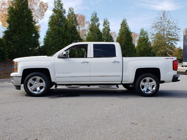 2014 Silverado 1500 Crew Cab 4x4,  Pickup #1381385A - photo 3
