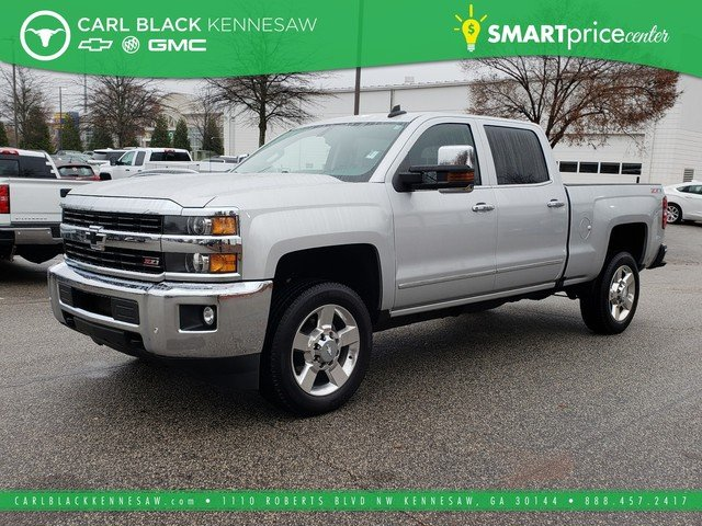 2016 Silverado 2500 Crew Cab 4x4,  Pickup #1390313A - photo 1