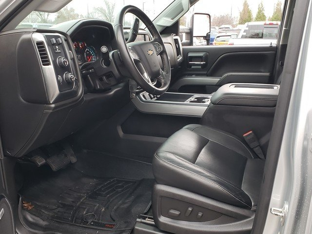2016 Silverado 2500 Crew Cab 4x4,  Pickup #1390313A - photo 3