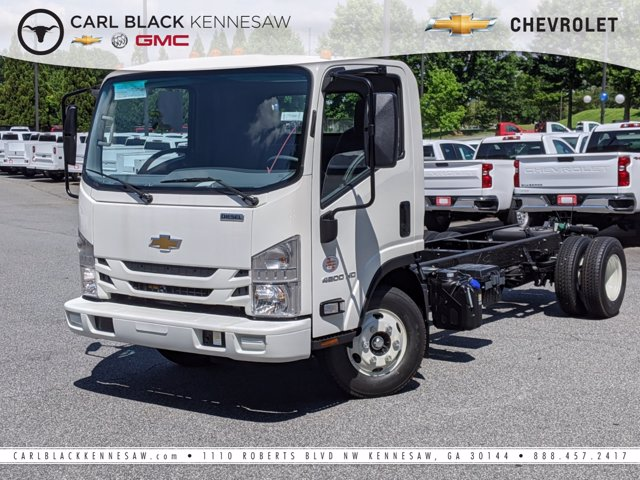 2021 Chevrolet LCF 4500HD Regular Cab RWD, Cab Chassis #1910000 - photo 1