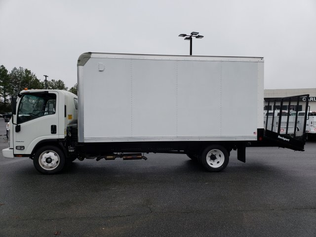2018 LCF 4500 Regular Cab 4x2,  Rockport Cutaway Van #1980003 - photo 2
