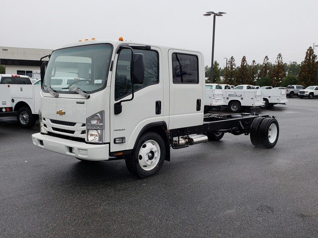 2018 LCF 4500 Crew Cab,  Cab Chassis #1980011 - photo 1