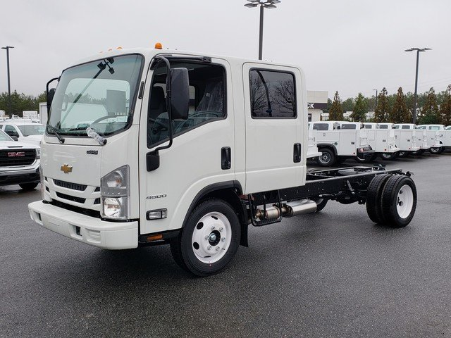 2018 LCF 4500 Crew Cab 4x2,  Cab Chassis #1980013 - photo 1