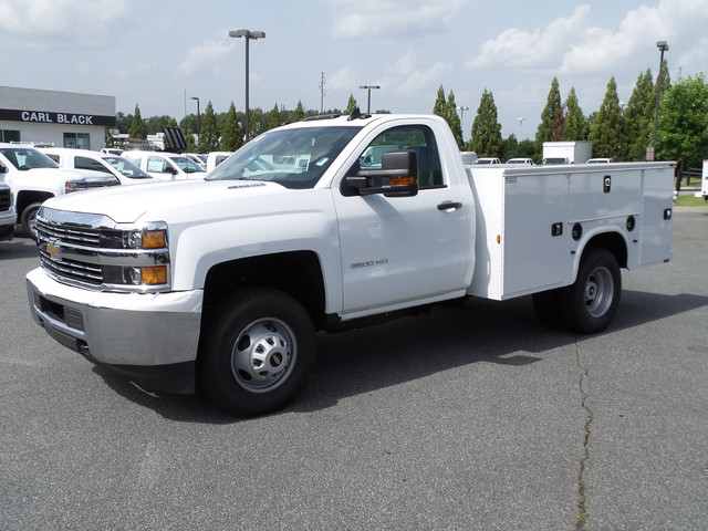 2015 Silverado 3500 Regular Cab, Knapheide Service Body #54387 - photo 3