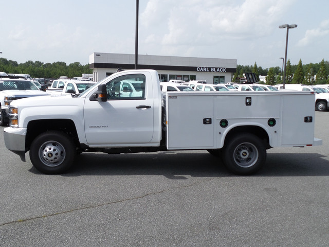2015 Silverado 3500 Regular Cab, Knapheide Service Body #54387 - photo 4