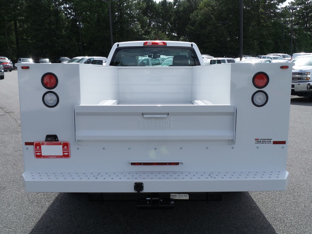 2015 Silverado 3500 Regular Cab, Knapheide Service Body #54387 - photo 7