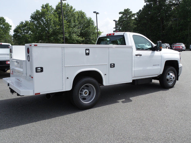 2015 Silverado 3500 Regular Cab, Knapheide Service Body #54387 - photo 2