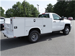 2015 Silverado 3500 Regular Cab, Knapheide Service Body #54387 - photo 1