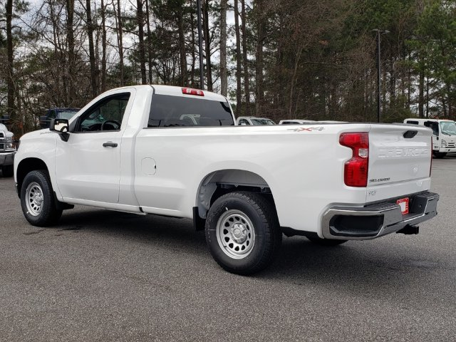 2020 Silverado 1500 Regular Cab 4x4, Pickup #F1100230 - photo 2