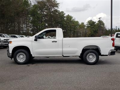 2020 Silverado 1500 Regular Cab 4x4, Pickup #F1100230 - photo 3