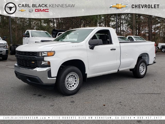 2020 Silverado 1500 Regular Cab 4x2, Pickup #F1100233 - photo 1