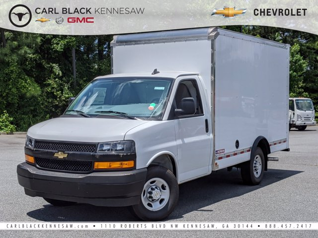 2020 Chevrolet Express 3500 RWD, Morgan Cutaway Van #F1100850 - photo 1