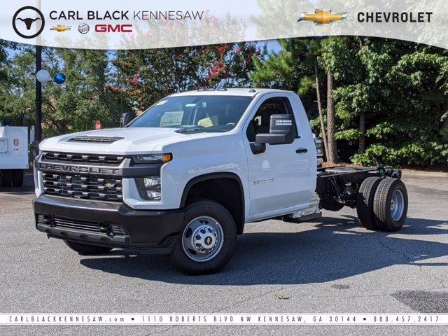 2020 Chevrolet Silverado 3500 Regular Cab DRW 4x4, Reading Service Body #F1100899 - photo 1