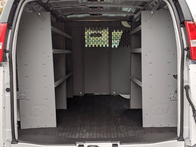 2020 Chevrolet Express 2500 4x2, Kargo Master Upfitted Cargo Van #F1101017 - photo 1
