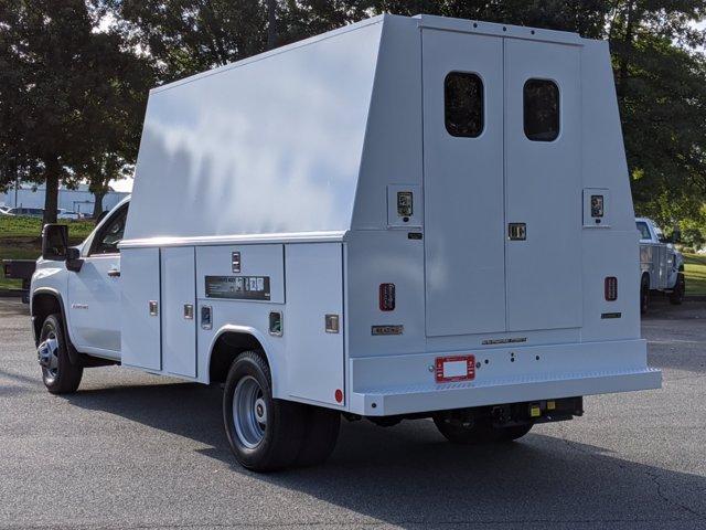 2020 Chevrolet Silverado 3500 Regular Cab DRW 4x4, Reading Service Body #F1101154 - photo 1