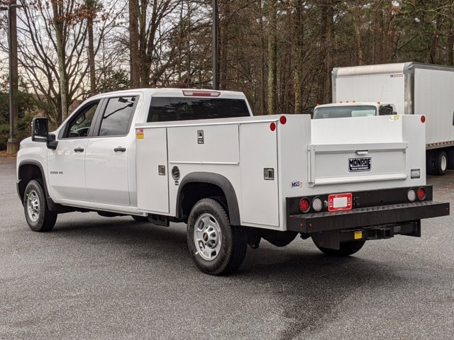 2020 Chevrolet Silverado 2500 Crew Cab 4x2, Monroe Service Body #F1101248 - photo 1