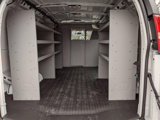 2020 Chevrolet Express 2500 4x2, Kargo Master Upfitted Cargo Van #F1101261 - photo 1