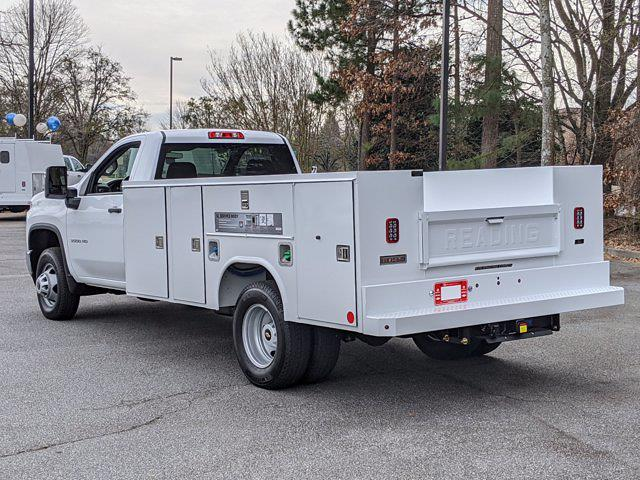 2020 Chevrolet Silverado 3500 Regular Cab DRW 4x4, Reading Service Body #F1101264 - photo 1