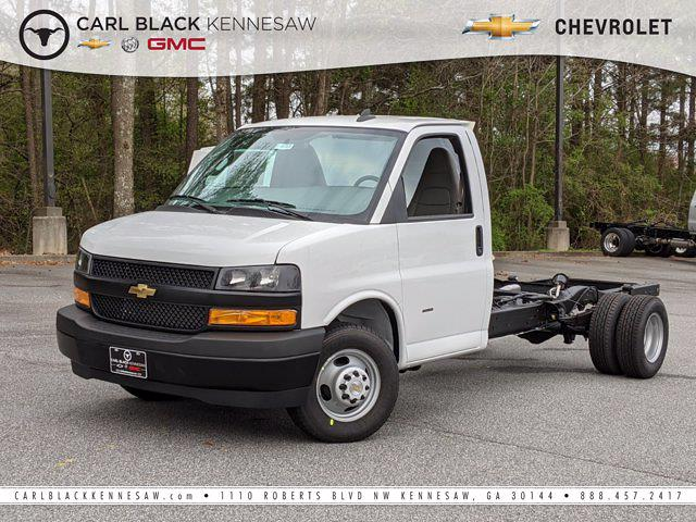 2021 Chevrolet Express 3500 4x2, Cutaway #F1110703 - photo 1