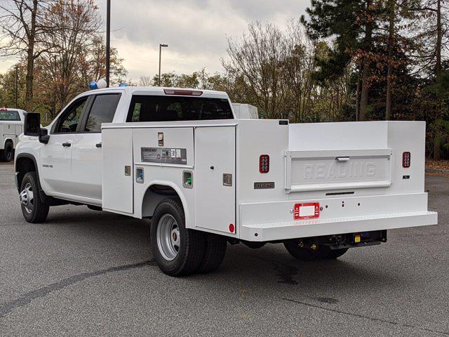 2021 Chevrolet Silverado 3500 Crew Cab 4x2, Reading Service Body #F1110705 - photo 1