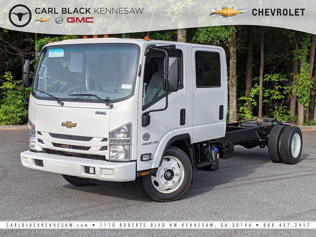2022 Chevrolet LCF 4500XD Crew Cab 4x2, Cab Chassis #F1120001 - photo 1