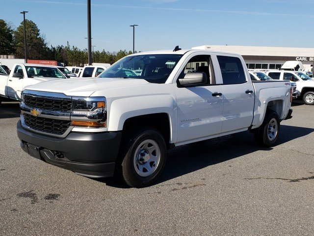 2018 Silverado 1500 Crew Cab 4x4,  Pickup #F1181175 - photo 1