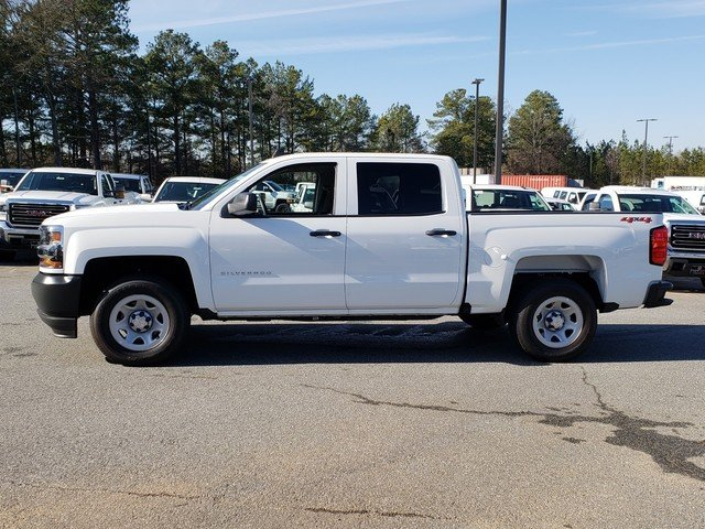 2018 Silverado 1500 Crew Cab 4x4,  Pickup #F1181175 - photo 3
