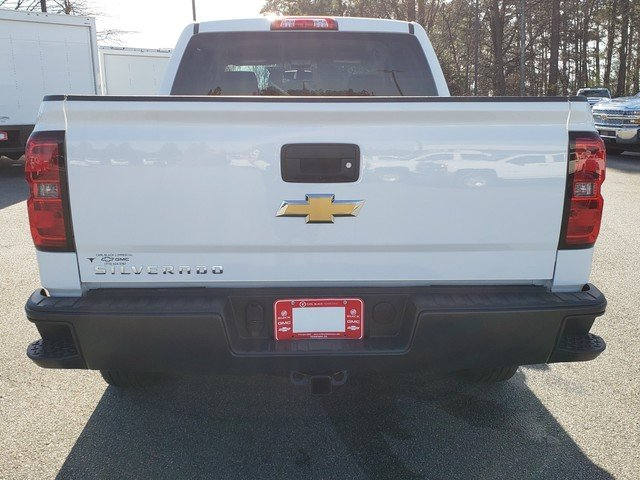 2018 Silverado 1500 Crew Cab 4x4,  Pickup #F1181175 - photo 2