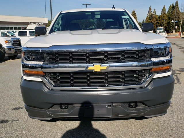 2018 Silverado 1500 Crew Cab 4x4,  Pickup #F1181175 - photo 7