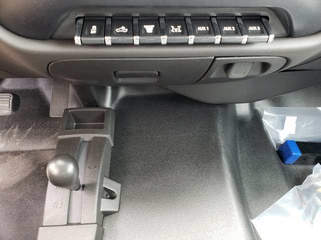 2019 Silverado 3500 Regular Cab DRW 4x4,  Freedom ProContractor Body #F1190336 - photo 10
