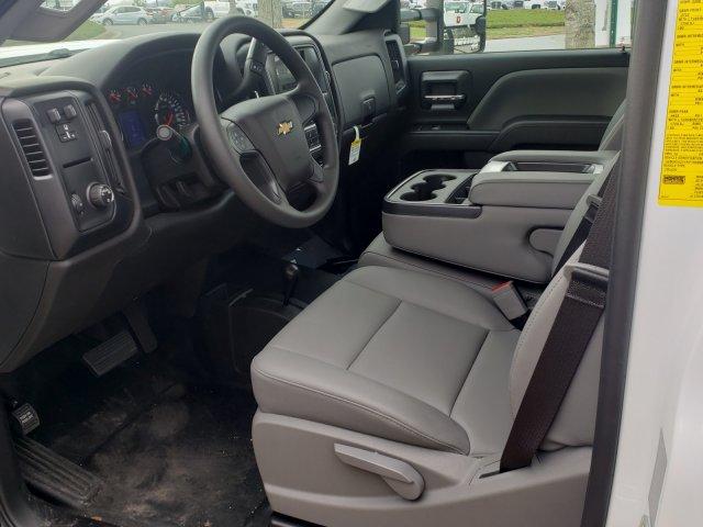 2019 Silverado 3500 Regular Cab DRW 4x4,  Freedom ProContractor Body #F1190336 - photo 3